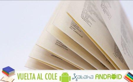 Las mejores aplicaciones Android vuelta al cole: diccionarios y enciclopedias