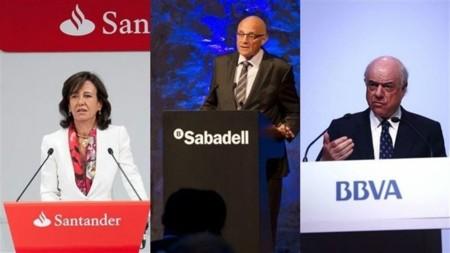 Bbva Santader Sabadell