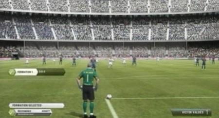 'FIFA 13' se beneficiará de los comandos por voz gracias a Kinect. Vídeo con sus principales funciones [E3 2012]