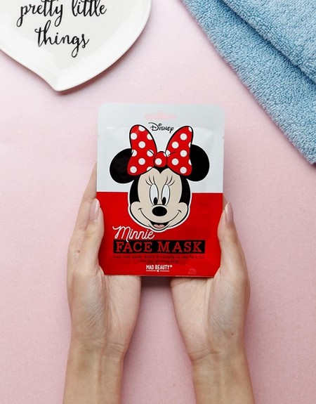 Minnie Mouse Mascarilla Asos 1
