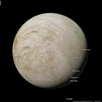 Google Maps ahora te permite explorar 17 planetas y lunas del sistema solar
