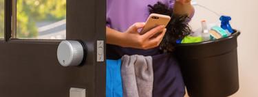 August WiFi Smart Lock: más compacta y con conexión Wi-Fi, así es la nueva cerradura de August