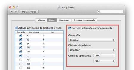 OS X Lion: Cómo personalizar, o eliminar, el autocompletado de texto