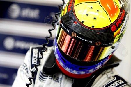 Pastor Maldonado es penalizado con cinco posiciones en la parrilla