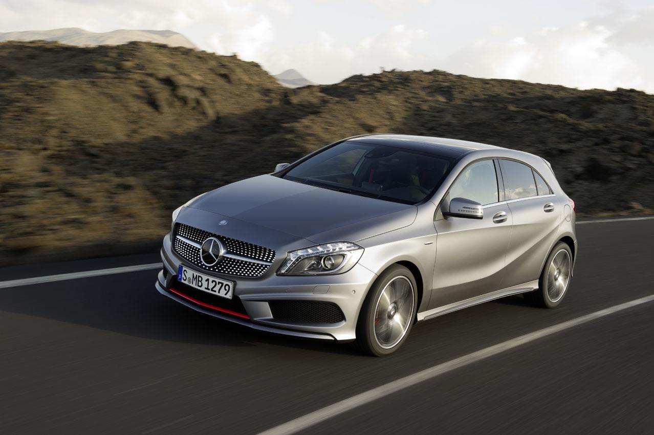 Foto de Mercedes-Benz Clase A 2012 (35/67)