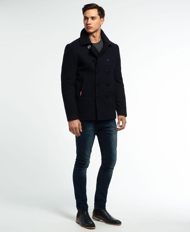 En eBay tenemos este chaquetón para chico Superdry por 48,95 euros y envío gratis