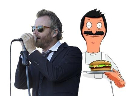 "The National tienen villancico, y viene ""con hamburguesas"""