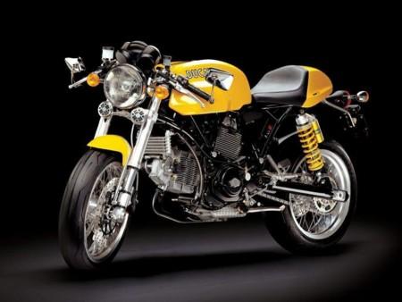 Ducati Scrambler Cafe Racer2