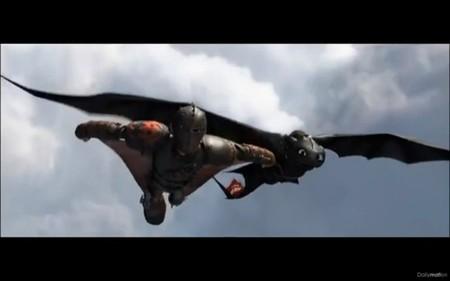 Se anticipan imágenes espectaculares de la película Cómo entrenar a tu dragón 2