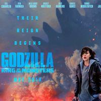 El impresionante tráiler de 'Godzilla II: Rey de los monstruos' adelanta una batalla entre criaturas colosales