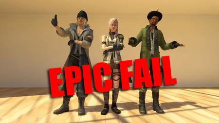 'Final Fantasy XIII' y sus personajes llegan a 'Home'... pero de gratis nada de nada