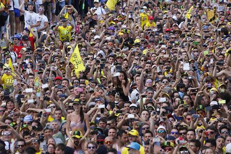 MotoGP alcanza los 2,47 millones de espectadores en sus Grandes Premios, ¿cuál fue el más popular?