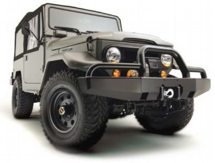 TLC Icon FJ40