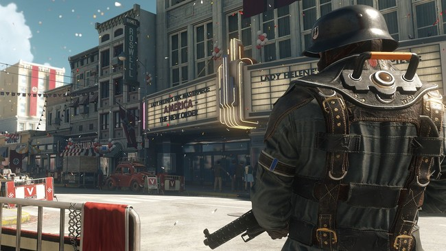 Es hora de recuperar América y acabar con los nazis con el tráiler de lanzamiento de Wolfenstein II: The New Colossus