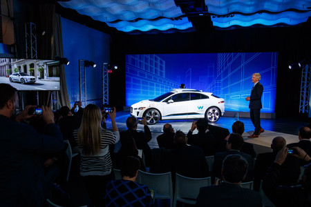 Jaguar Land Rover y Waymo