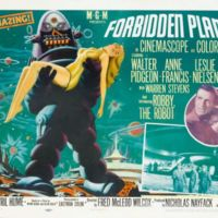 Ciencia-ficción: 'Planeta prohibido' de Fred McLeod Wilcox