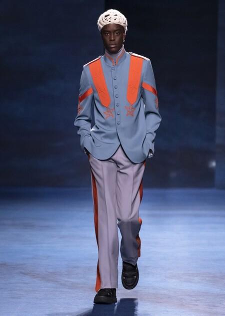 Dior Winter21 Look 42
