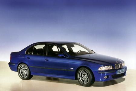 El BMW M550d tiene la misma potencia que el primer M5 que conduje