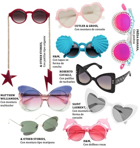 Gafas Sol Raras 2017