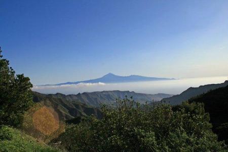 La Gomera ofrece rutas turísticas gratis