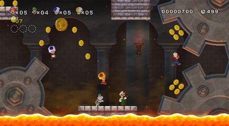 'New Super Mario Bros. Wii' ha vendido más de 10 millones de copias en dos meses