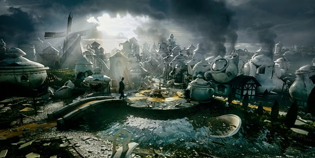 Imagen de 'Oz, un mundo de fantasía'