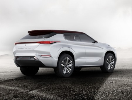 Mitsubishi Gt Phev Concept 2
