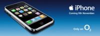 Es oficial: O2 distribuirá el iPhone en Inglaterra