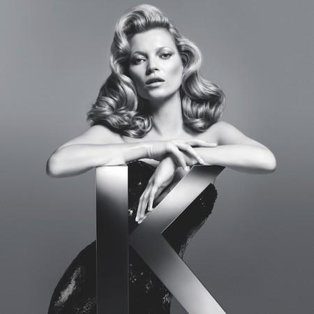 Kate Moss se convierte en una diva de Hollywood gracias a Kérastase