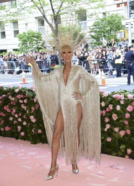Celine Dion gala met 2019