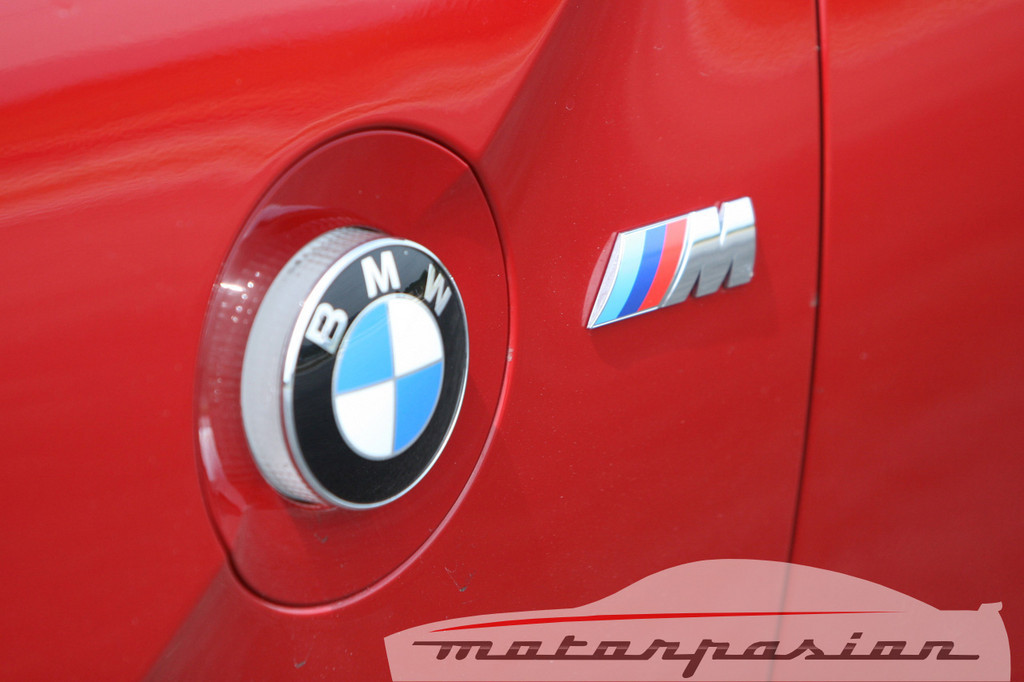 Foto de BMW Z4 M Coupé (prueba) (5/36)