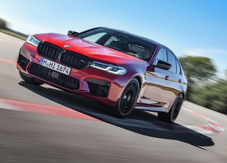 Bmw M5 Competition 2021 1600 0a