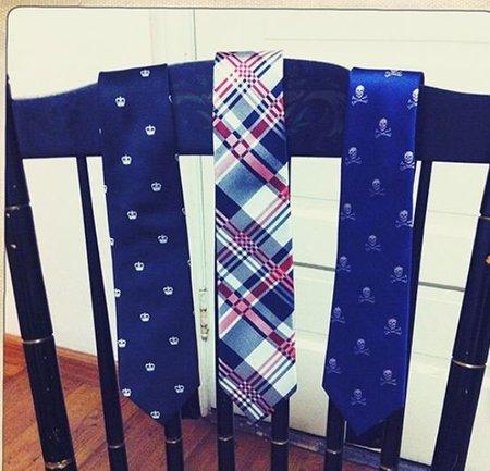 Vittorio J presenta tres corbatas con encanto