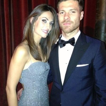 ¡Y van tres! Xabi Alonso y Nagore Aranburu de nuevo embarazados