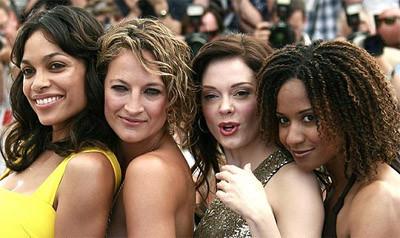 Cannes 2007: Tarantino puso las chicas