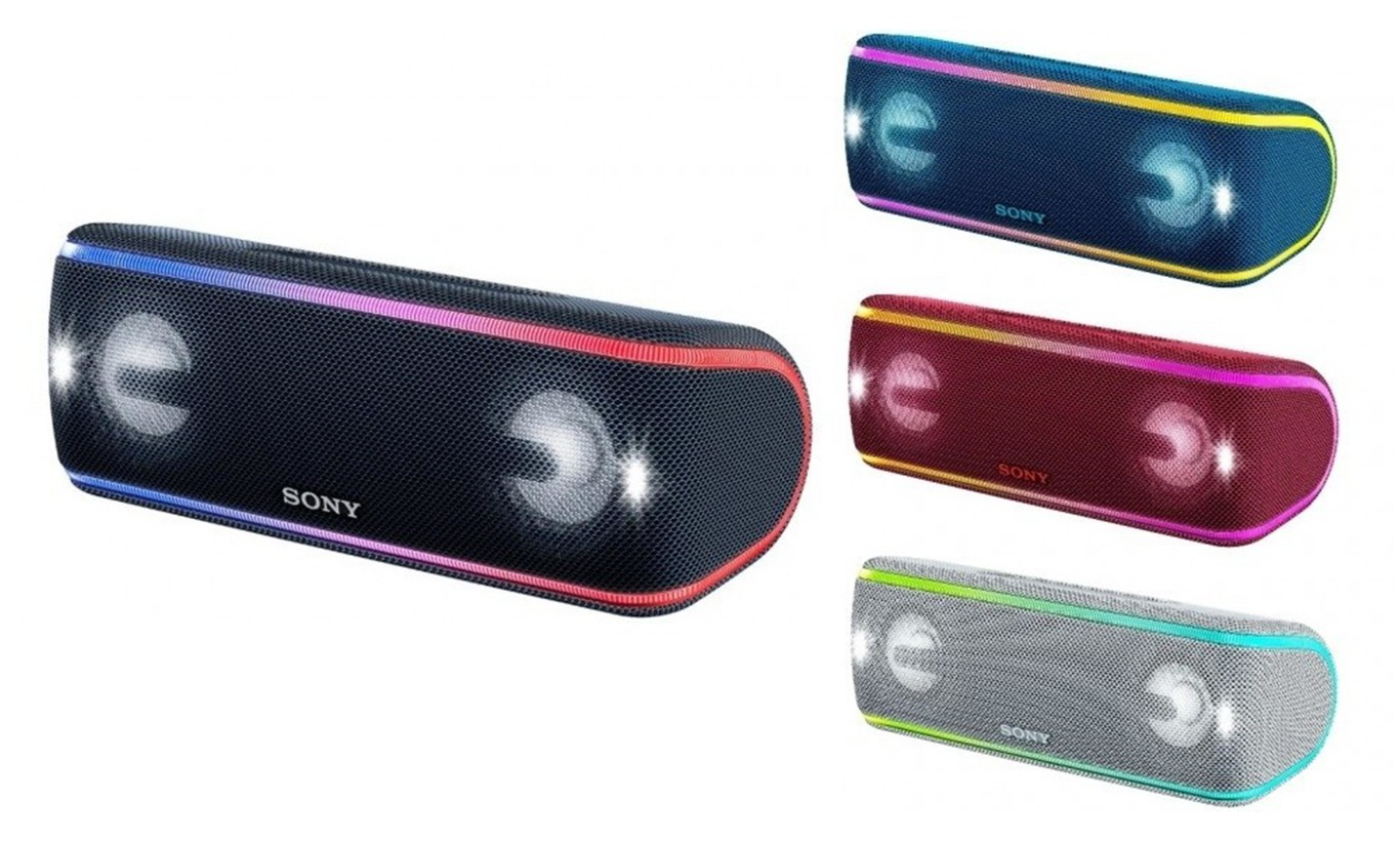 Análisis altavoz Sony SRS-XB41