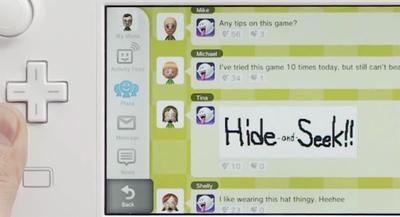A Nintendo no le quedará otra que crear equipos de moderadores para mantener limpio su Miiverse [E3 2012]