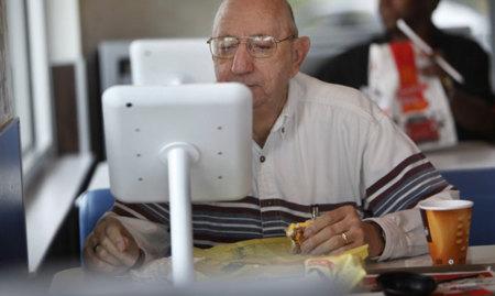 iPads en McDonalds