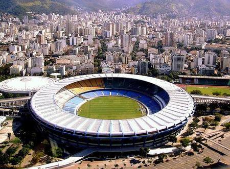 En 2014 todos a Maracaná (Río de Janeiro)