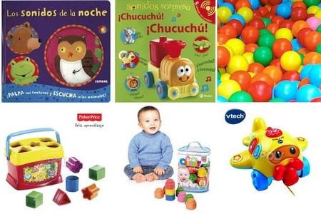 Regalos de Navidad por menos de 20 euros: niños de 6 a 12 meses