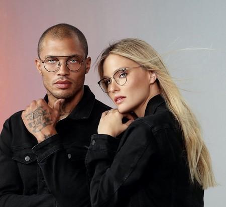 Jeremy Meeks, el ex-presidiario más sexy del mundo ahora modela gafas para Carolina Lemke