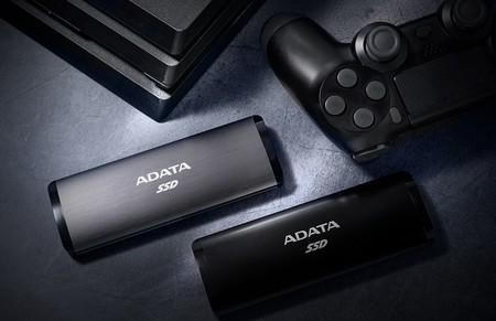 ADATA anuncia su nueva gama de discos externos SSD SE760, un modelo pensado para tus contenidos digitales y juegos