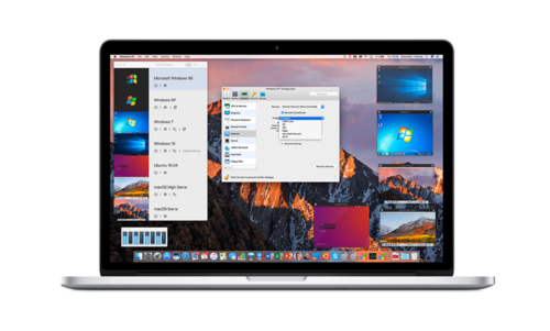 Parallels Desktop 13 para Mac ya está disponible: estas son todas sus novedades para macOS High Sierra