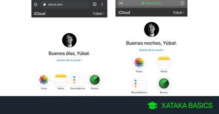iCloud desde el móvil: cómo entrar y qué puedes hacer