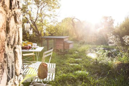 Un jardín bohemio y salvaje, ¿te atreves?