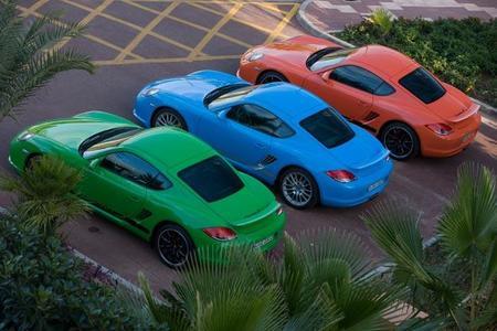 El Salón de Los Ángeles será la puesta de largo del nuevo Porsche Cayman