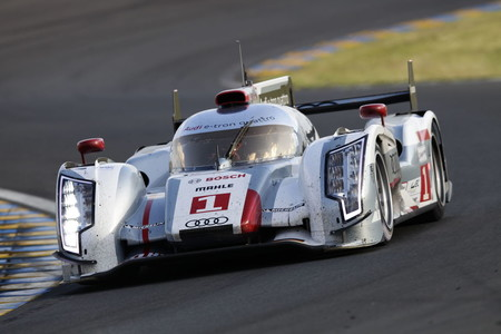 Audi Le Mans 2012
