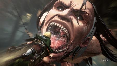 Attack on Titan 2 llegará a Xbox One y PS4 y aprovechará la potencia de Xbox One X y PS4 Pro