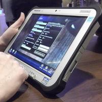 Panasonic avisa que algunas Toughpad pueden sufrir problemas de batería: toca contactar con el servicio técnico