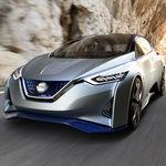 La segunda generación del Nissan LEAF se presentará en septiembre